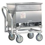 Low Boy Gas Fryer Cart (#5096)