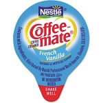 Coffee Creamers Liquid French Vanilla PCs 180ct