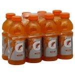 Gatorade - Orange- 20 oz Bottle 24/case