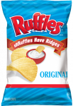 Ruffles Ridged Potato Chips 1.5 oz 64ct