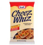 CHEEZ WHIZ  CHEESE SPREAD 6/6.5lbs