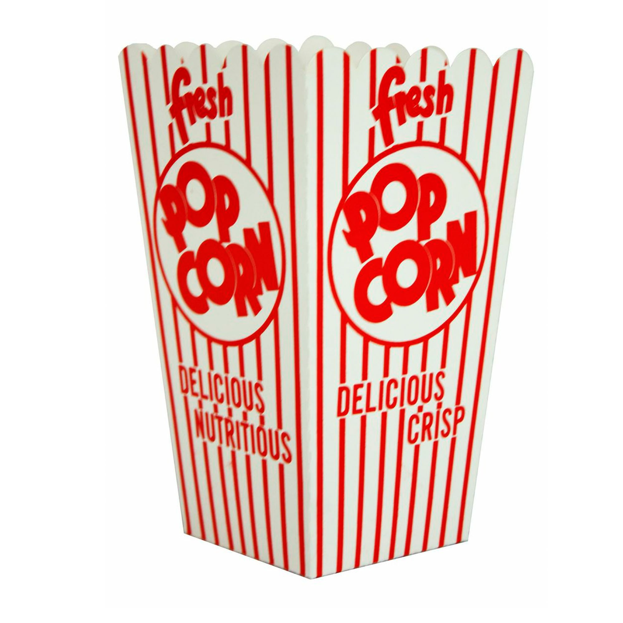 POPCORN059 Popcorn Scoop Box #48E 500/cs 1.75 2.0 o ...